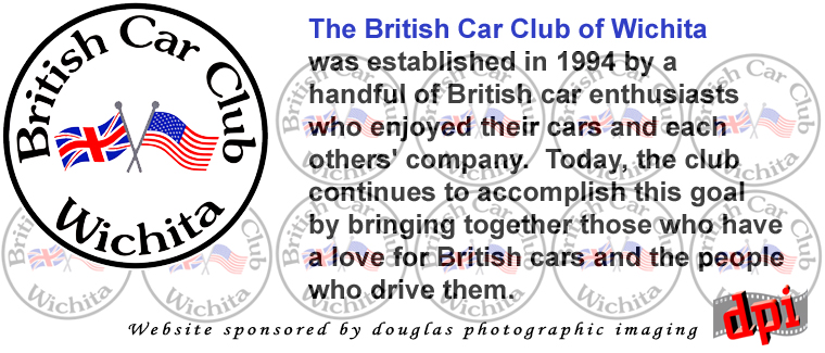 British Car Club of Wichita Home Page