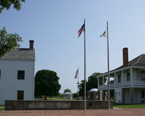 Fort Scott Entrance