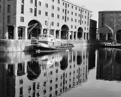 Albert`s Dock - Liverpool England