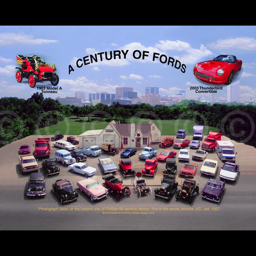 Century of Fords